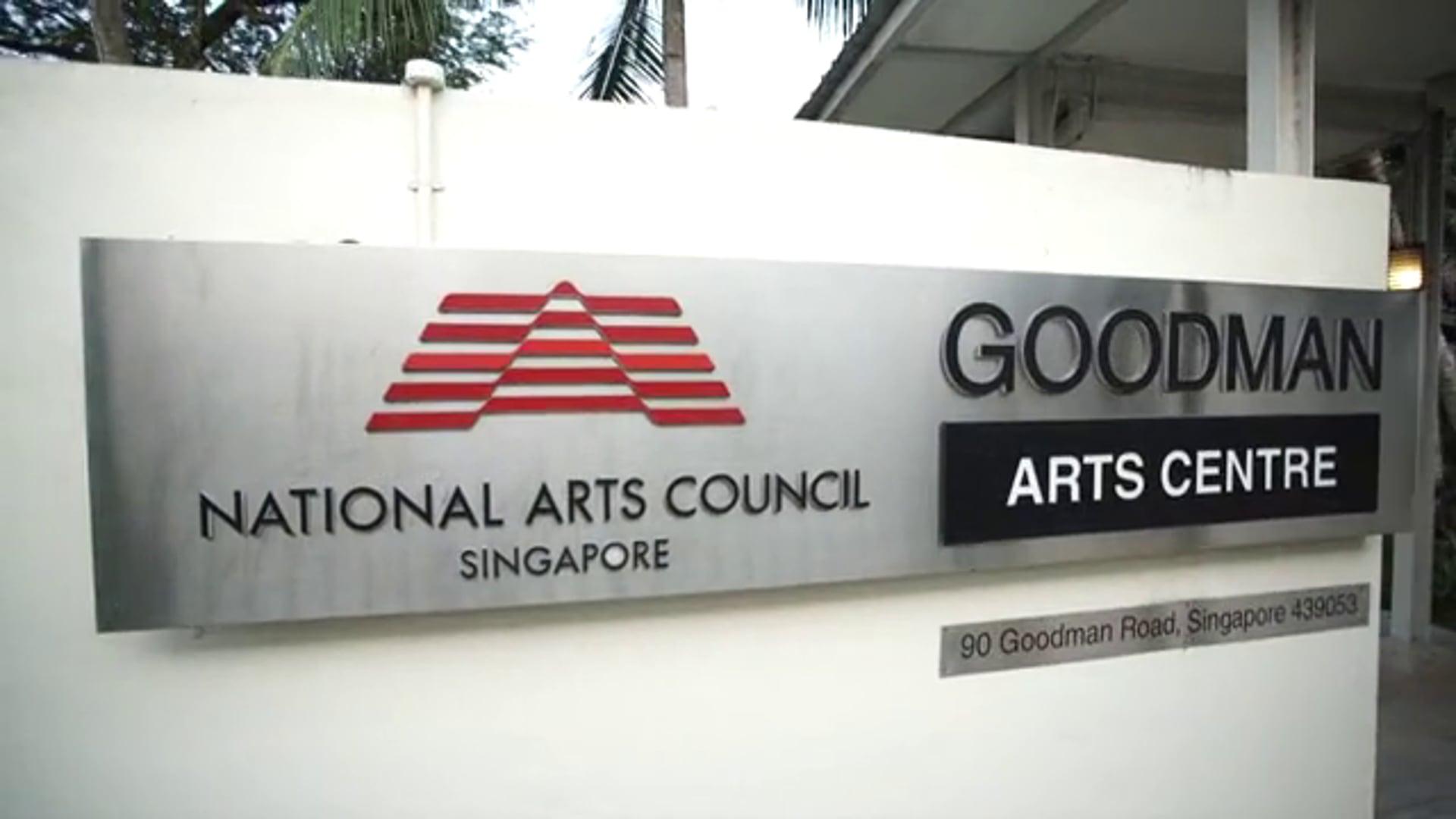 Tanjong Goodman   Goodman Arts Centre Open House