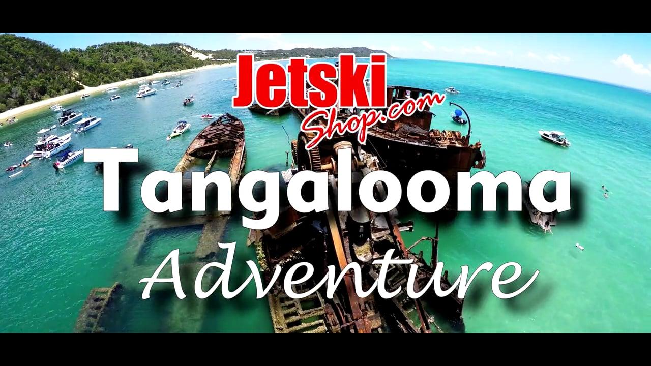 Jetskishop.com Tangalooma adventure 2015