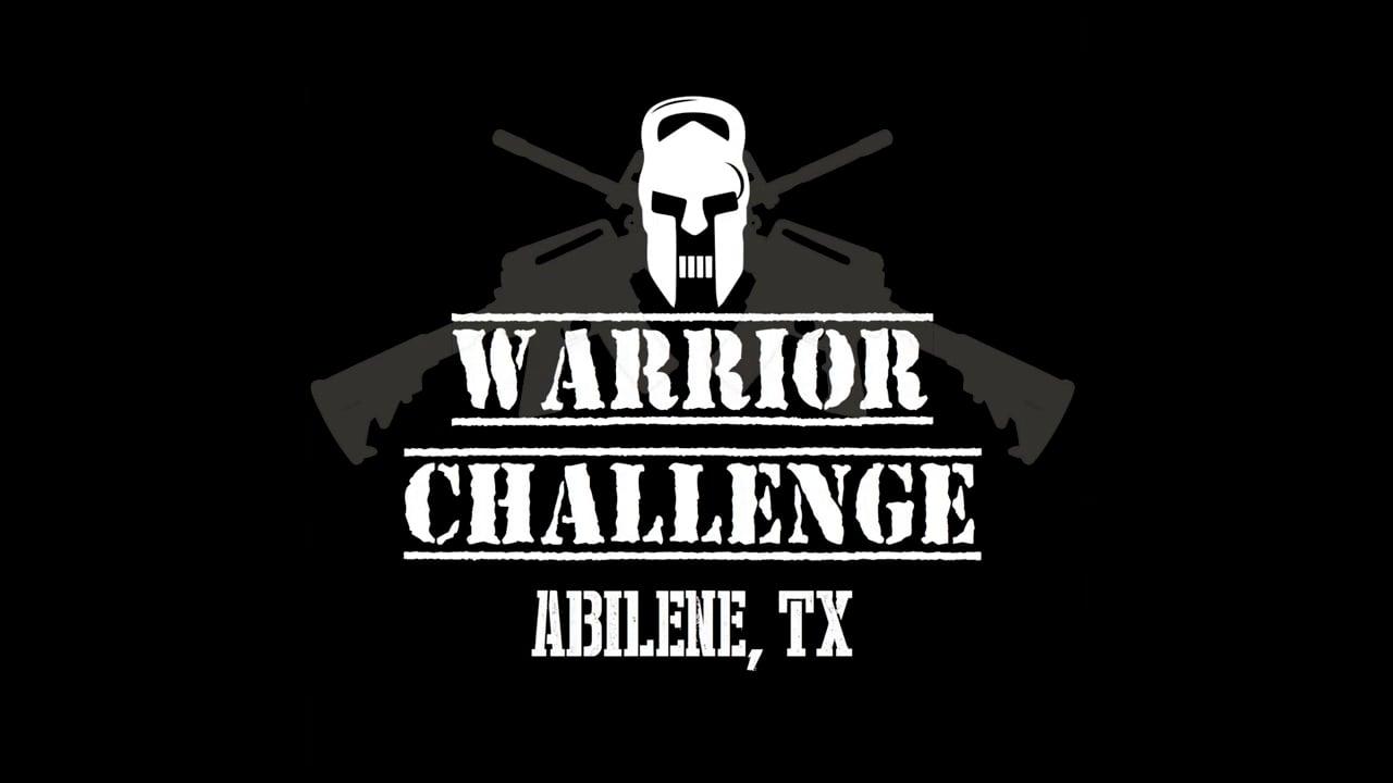 """CrossFit Benedictus presents:  """"The Warrior Challenge"""""""