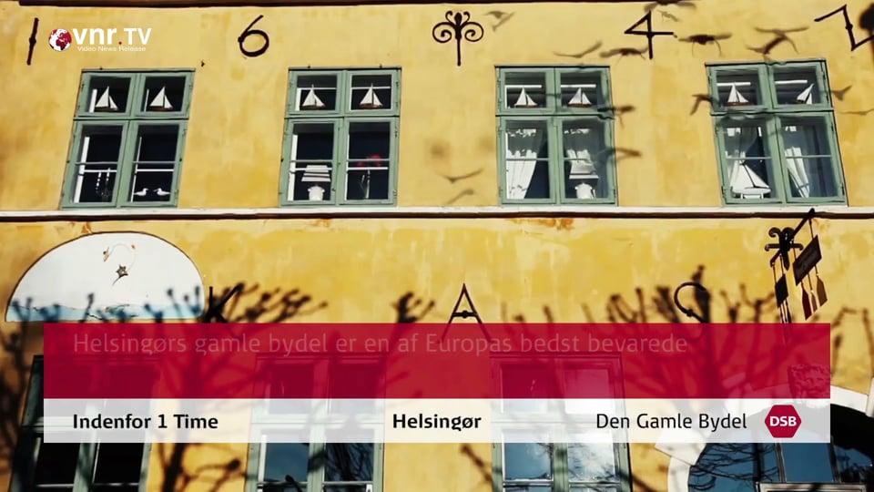 Indenfor 1 Time - Helsingør - Den Gamle By - Skibsklarergården