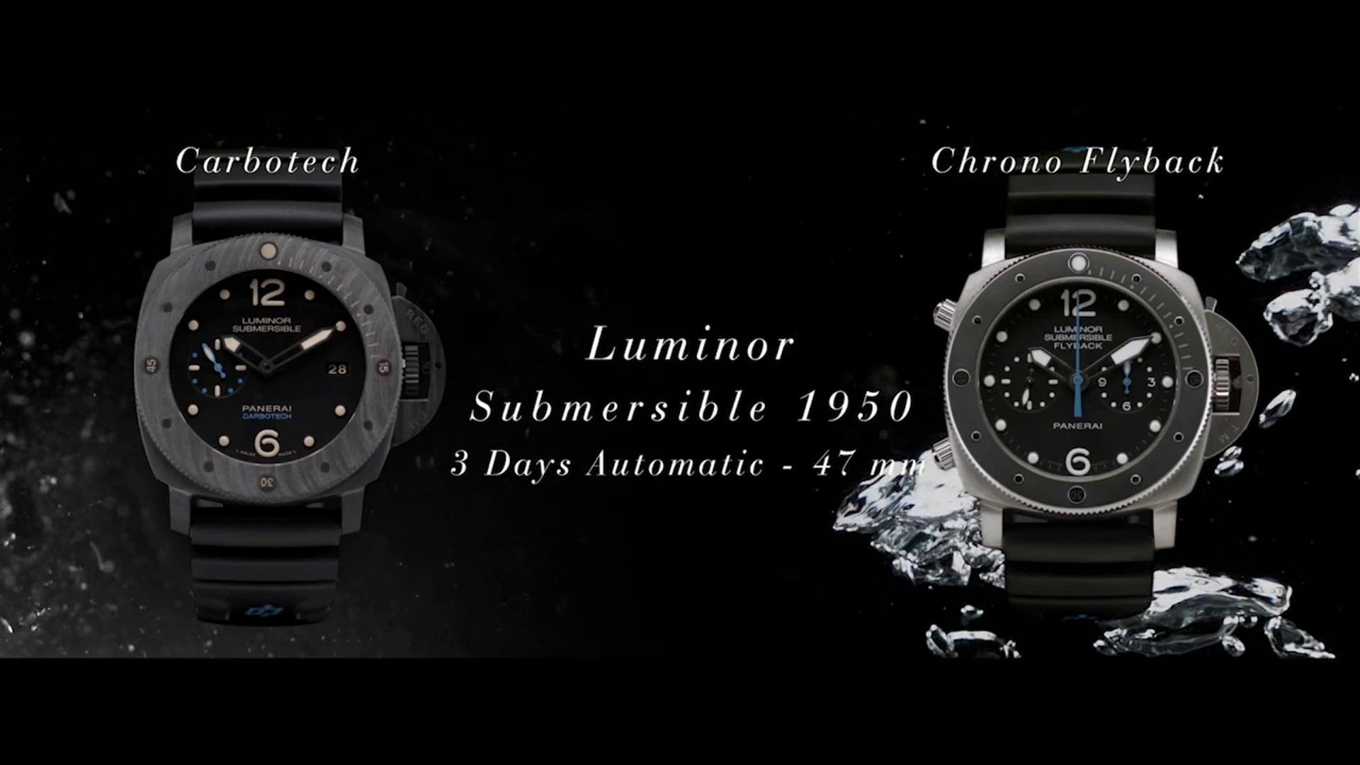 Panerai Submersible Official Video 2015