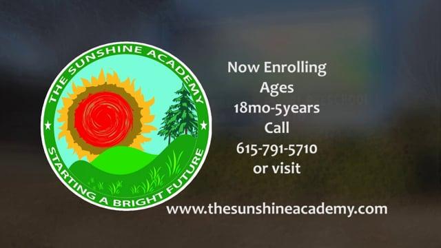 Welcome to the Sunshine Academy