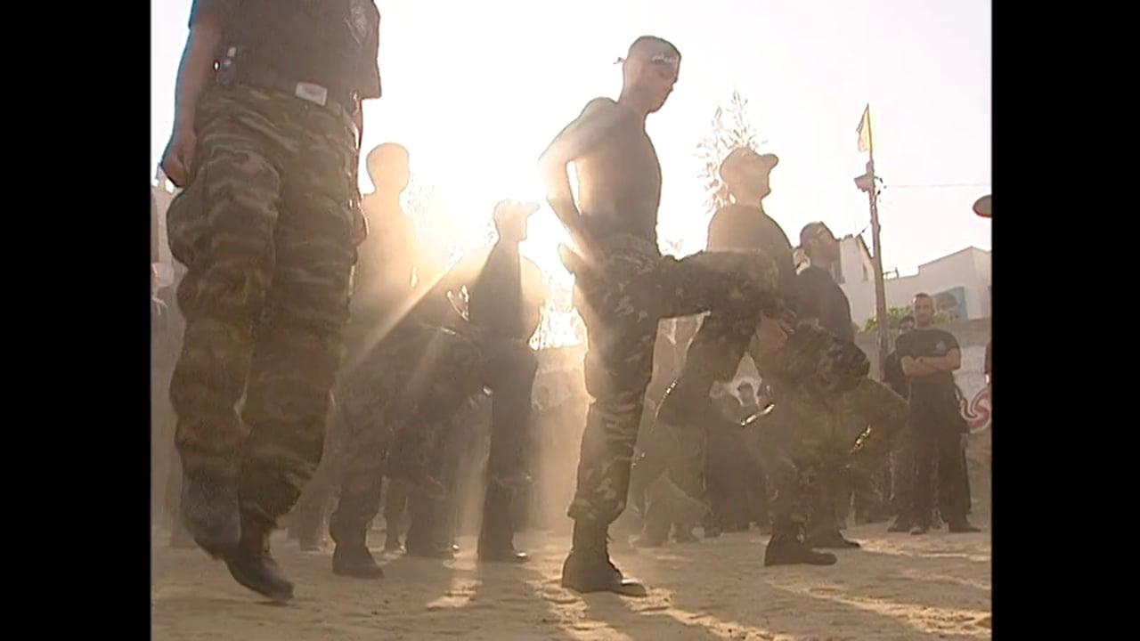 Holy Land 2006 - Gaza - Militia Mess