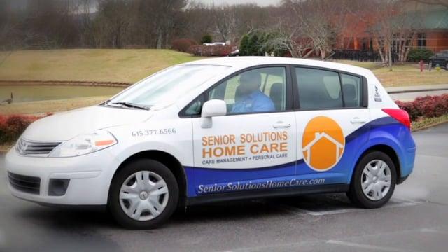 Senior Solutions Home Care 2015