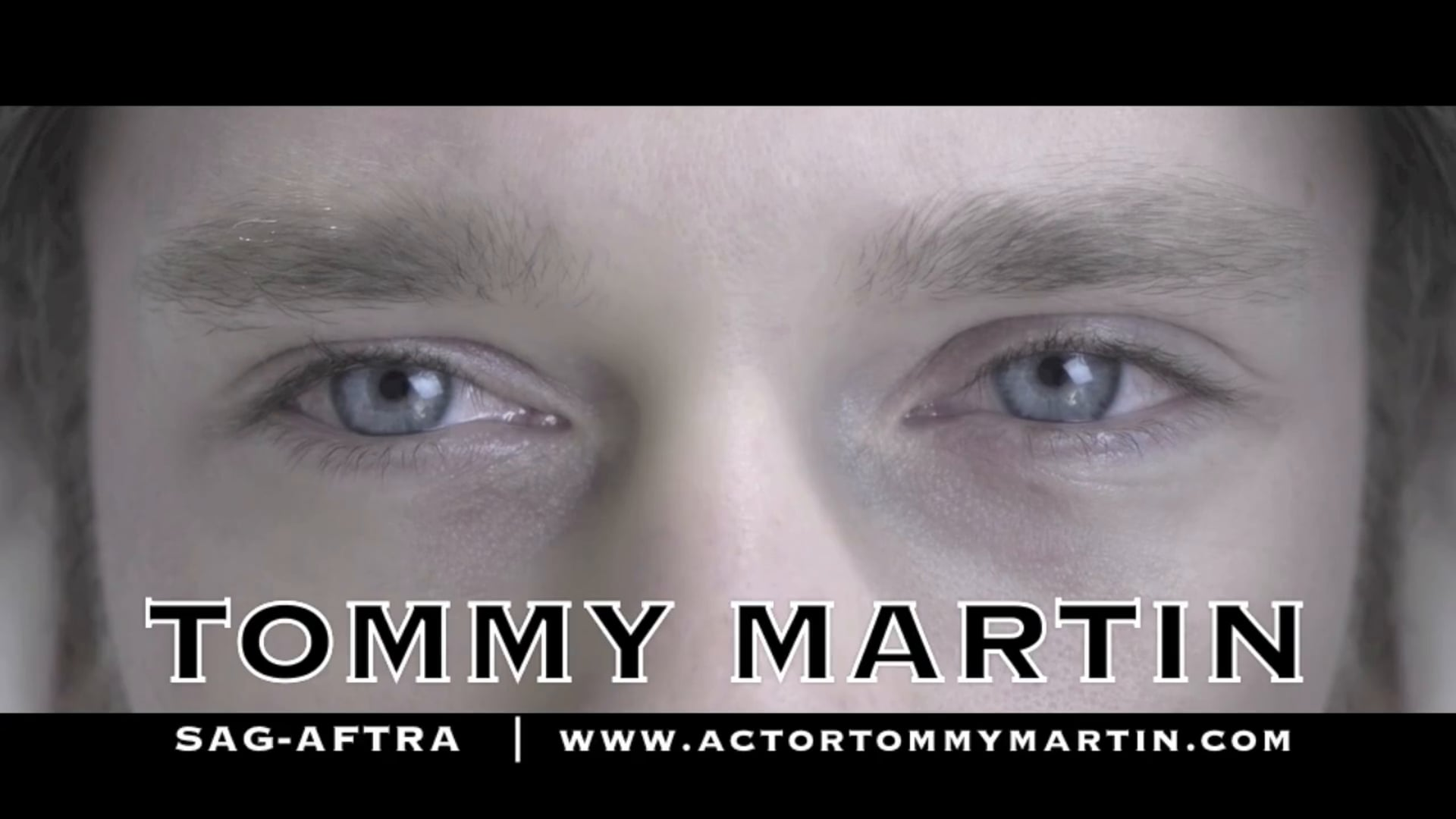 Tommy Martin Extended Acting Reel 2015
