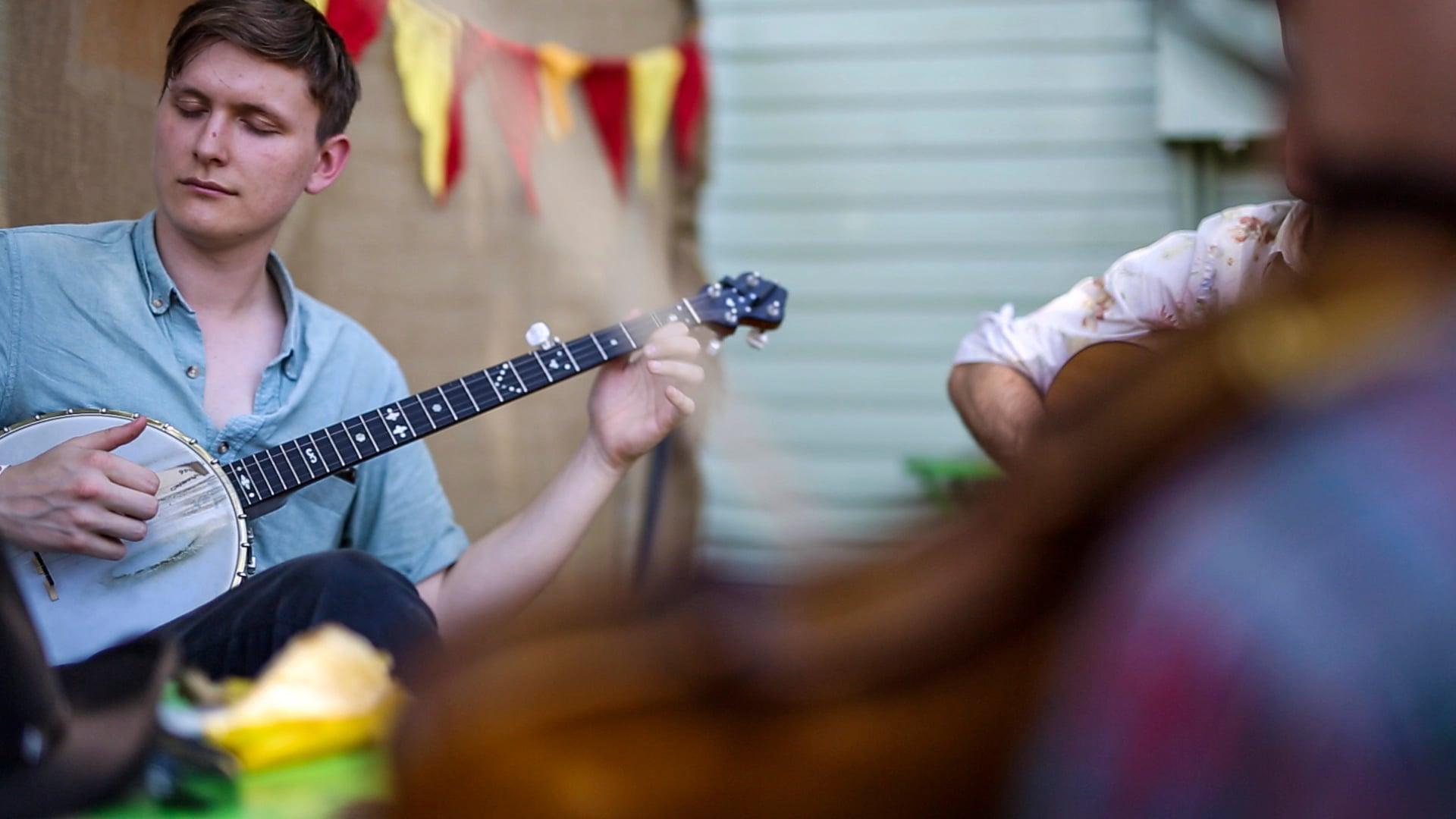 Music Played by Folks - Dorrigo Folk & Bluegrass Festival 2014