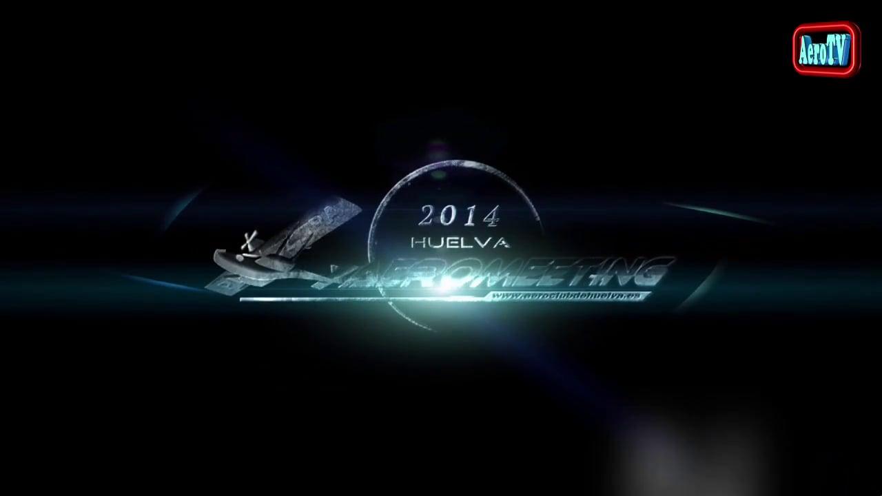 Coleccion corto Aeromeeting de Huelva 2014