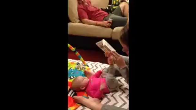 Read On's Baby Halen