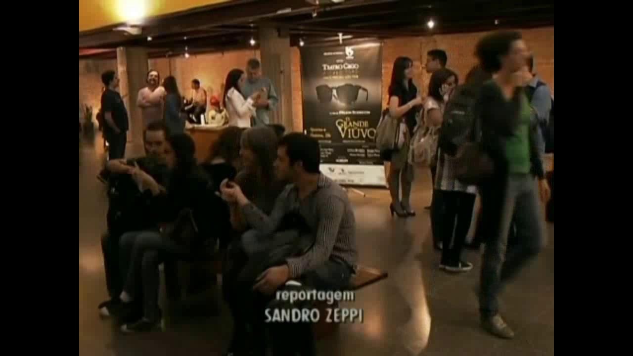 Teatro Cego no SPTV