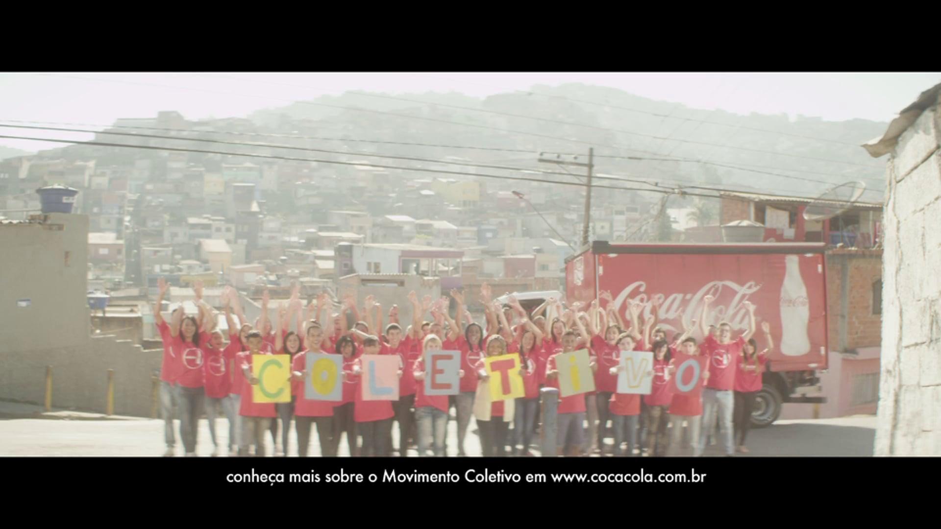 Coca-Cola - Coletivo