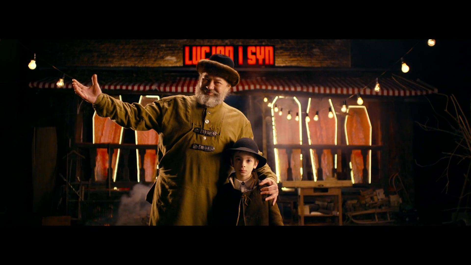 Lucjan i Syn - Polski Alarm Smogowy