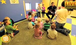 Brandon Heath Teaches Music Lesson
