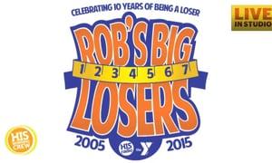 Rob's Big Loser Linda Norman in Studio