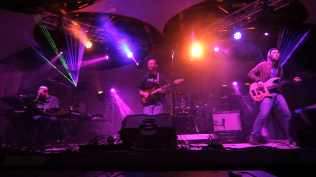 """G-Nome Project - """"Onflict"""" @ Great North Music Festival 2014 Main Stage"""