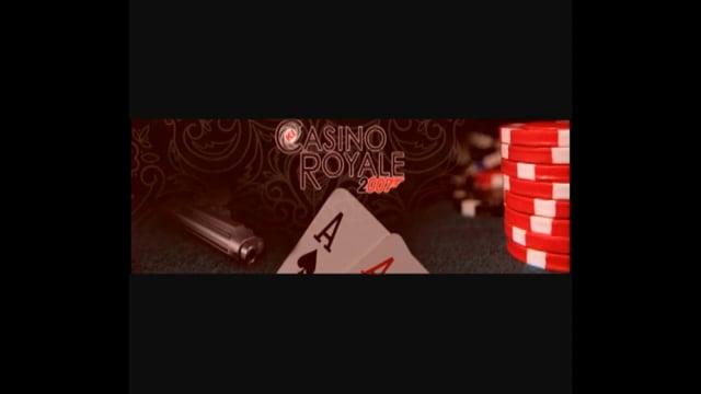 International Sales Meeting | Casino Royale Opener, KI