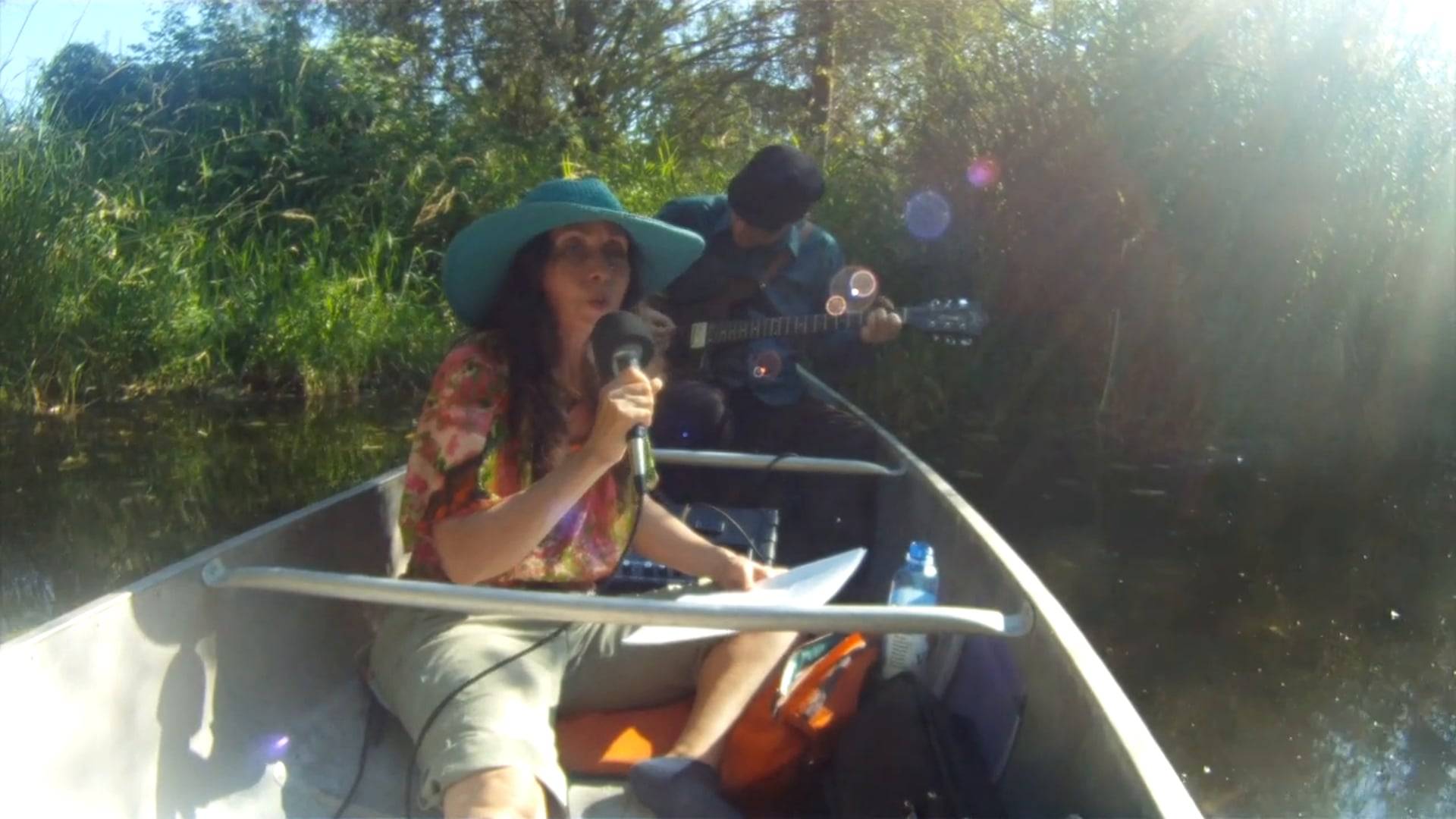 Boating with Clyde: Mecca Normal