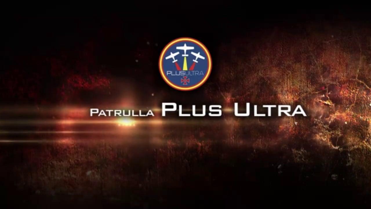 Coleccion Especial. Patrulla Plus Ultra, Aeroclub de Huelva España. Por AeroTV.