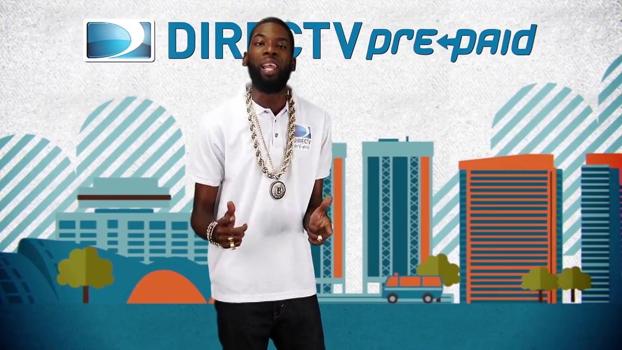 DirecTV PrePaid - Sunny Bling