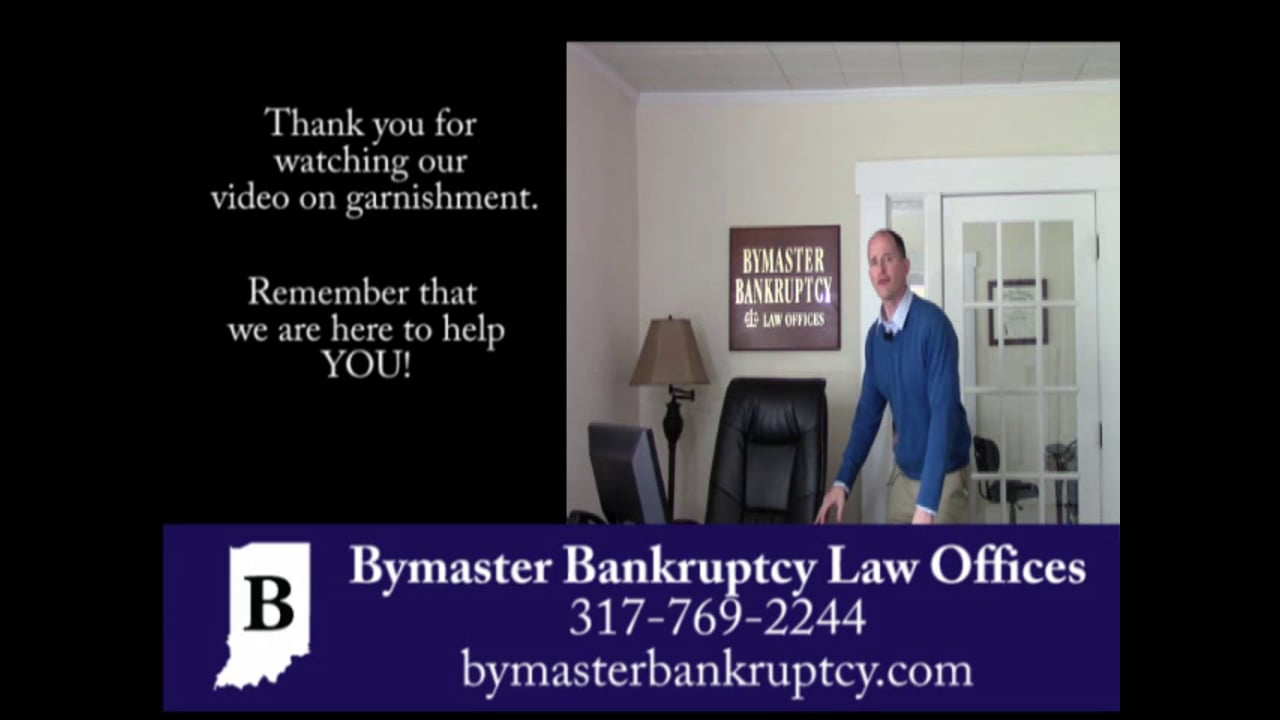 Will I get the wages back that were garnished if I file for bankruptcy?