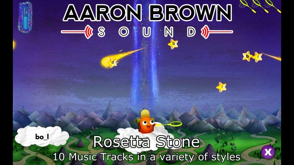 Rosetta Stone Music Demo