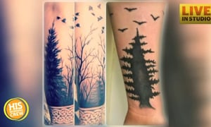 Dream Tattoo Becomes Permanent Nightmare