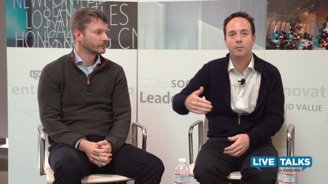 Spencer Rascoff & Stan Humphries in conversation with Daniel Taub
