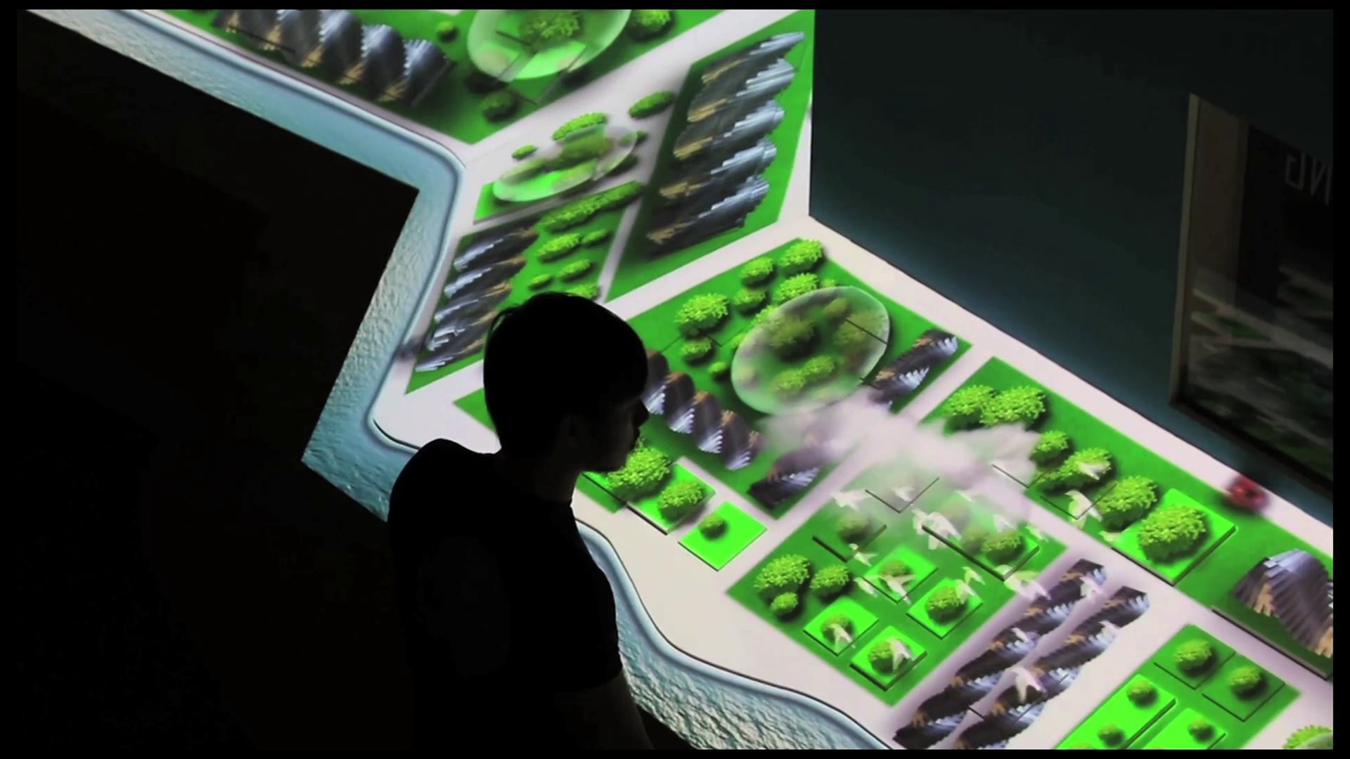 Climate Change - Multimedia exhibition