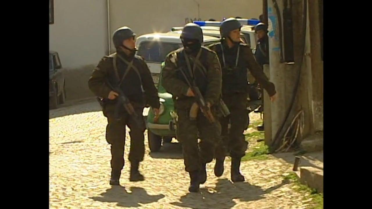 Another Balkan War - Macedonia, Kosovo and Serbia 2001