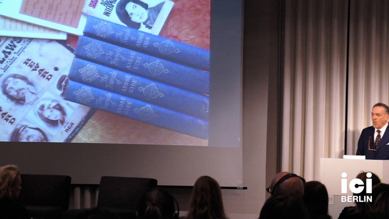 Introduction by Christina Tilmann [Part 2, 1]
