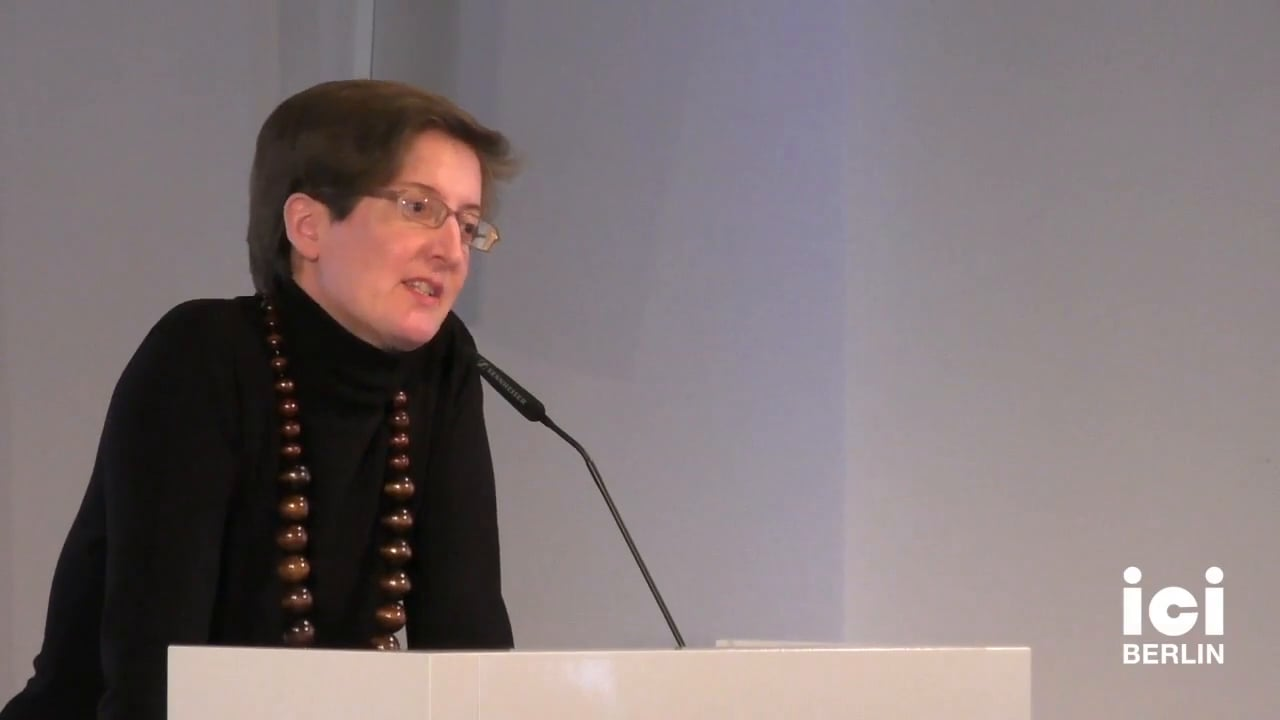 Introduction of Laurence Rickels by Christina Tilman [Part 1, 4]