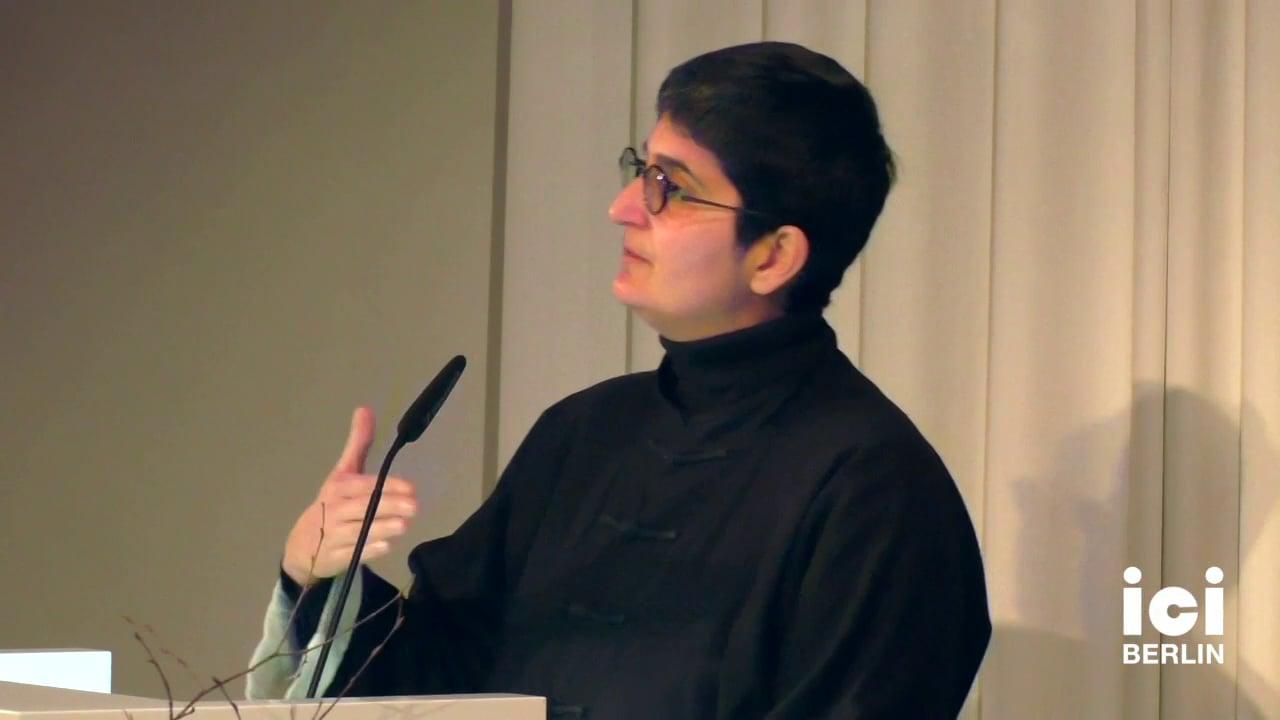 Lecture by Nikita Dhawan [2]