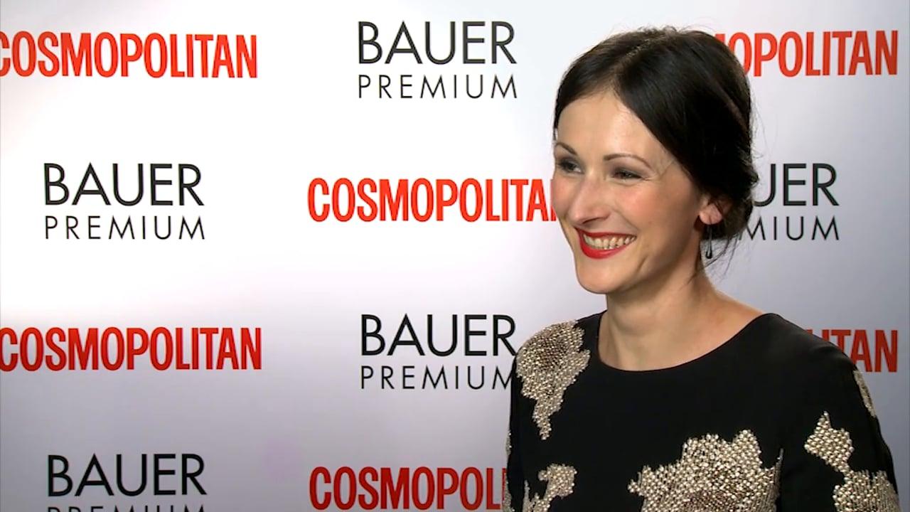 Interview Anja Delastik (COSMOPOLITAN)