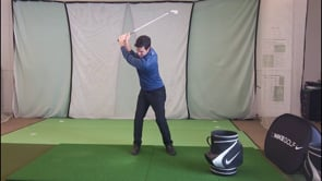 What Ends Your Backswing?