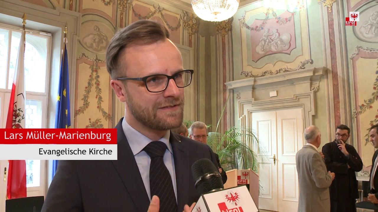 Land Tirol im Dialog mit den Religionsgemeinschaften