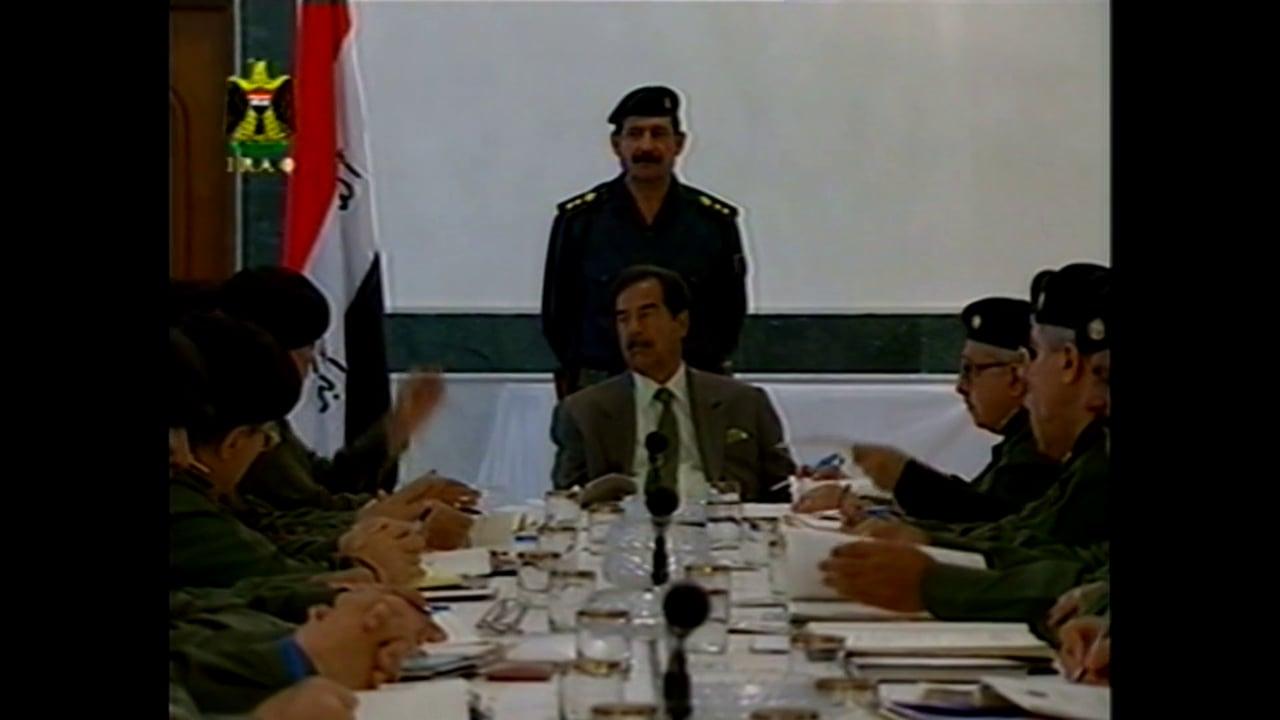Baghdad July 2002 - Sadam's Iraq