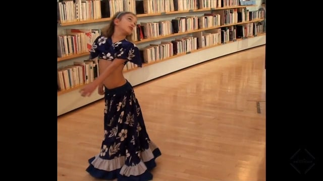 La petite danse de Julie par Eléa