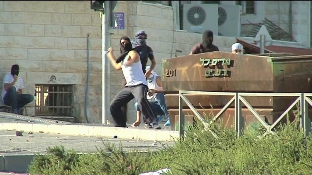 Holy Land 2014 - Jerusalem Clampdown