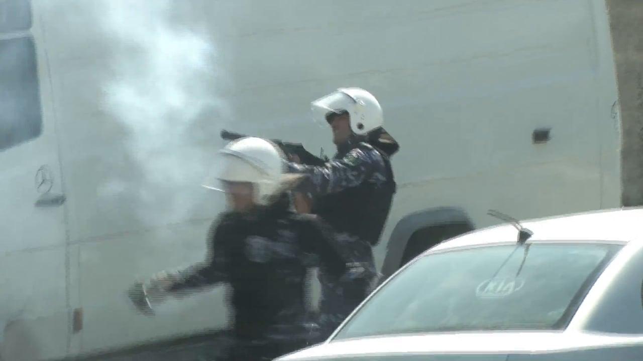 Holy Land 2014 - Hebron Clashes