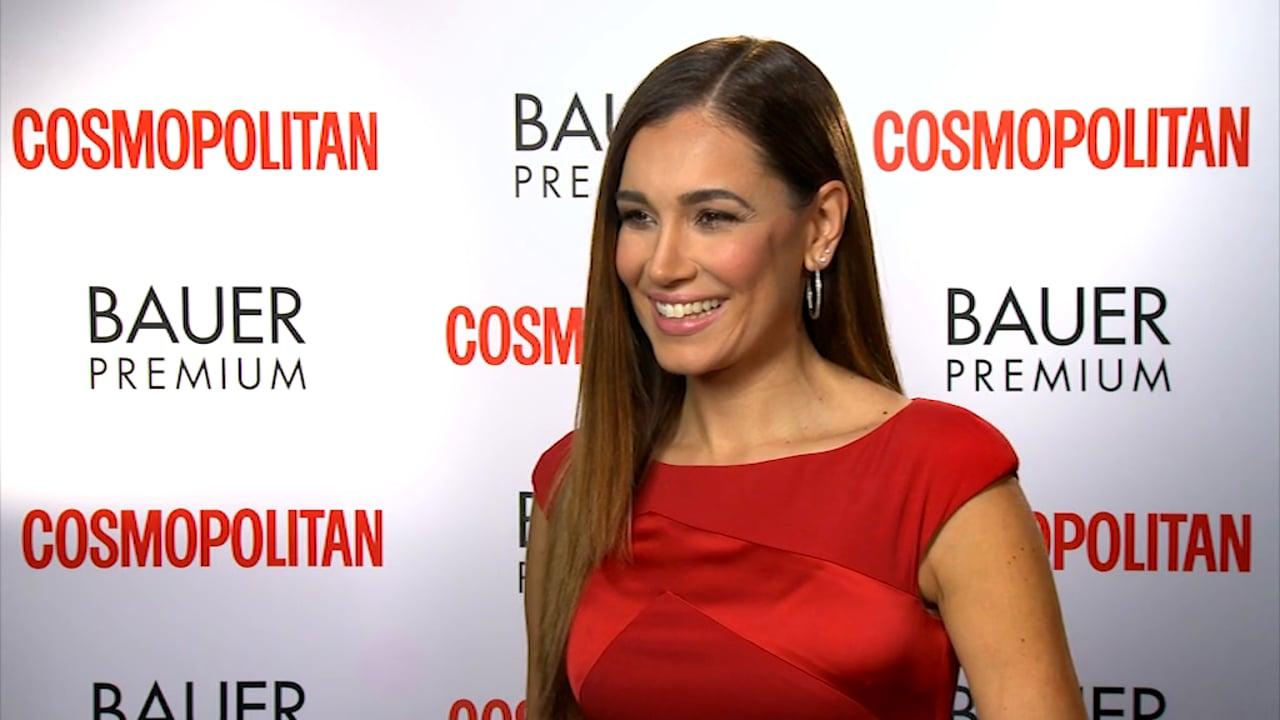 Interview Jana Ina Zarrella (TLC-Moderatorin)