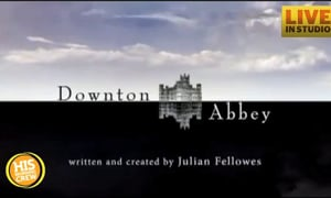 Downton Abbey Finale Tea Party