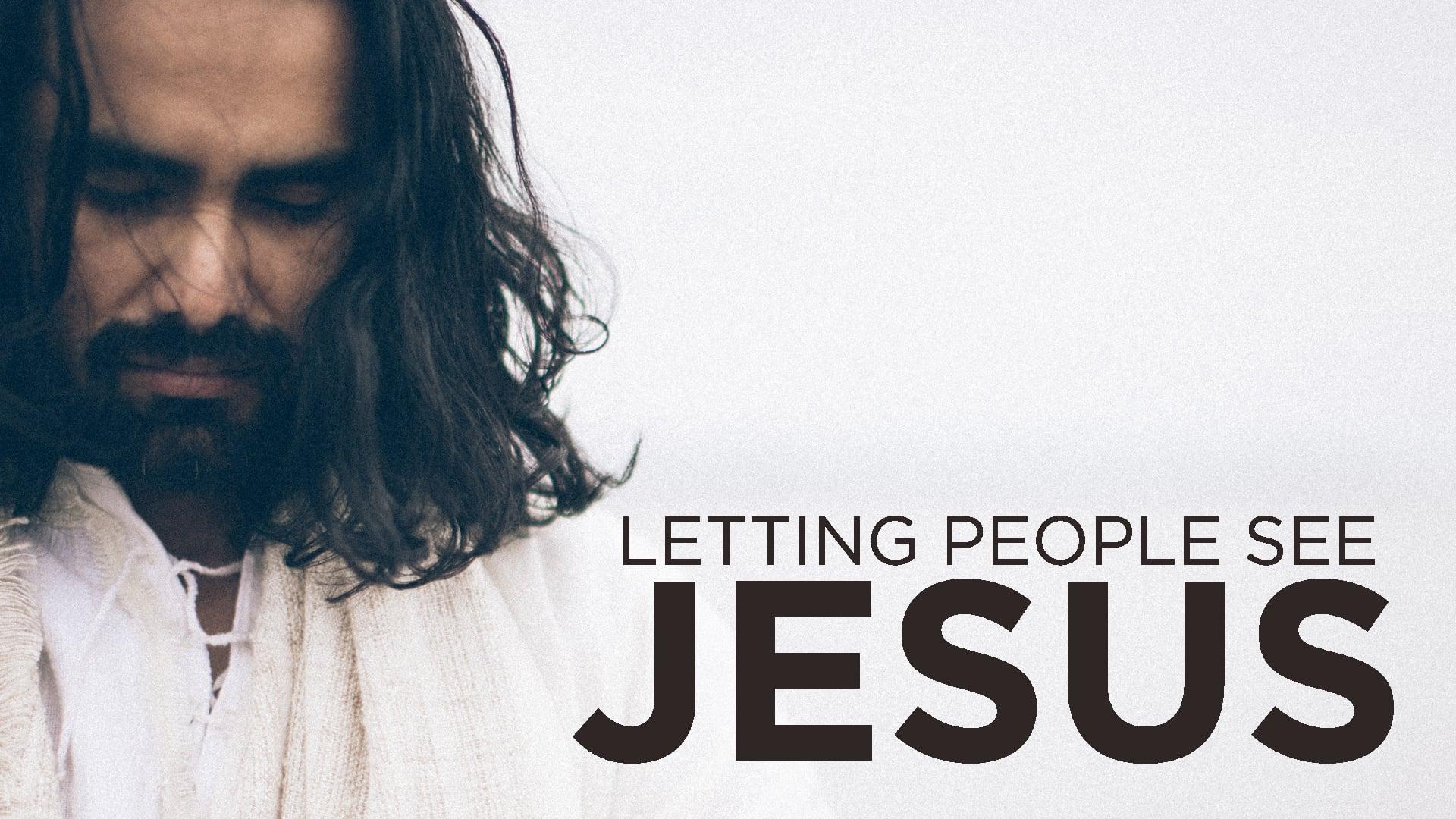 Jesus - the Image of God