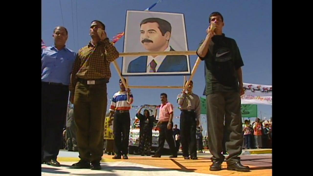 CNN in Saddam's Iraq 2002