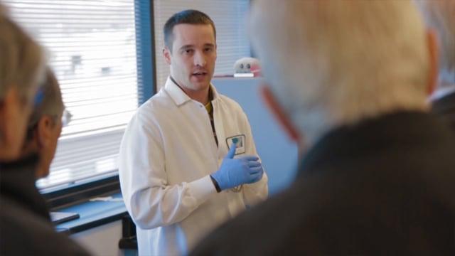 Myriad Supports Prostate Cancer Survivors