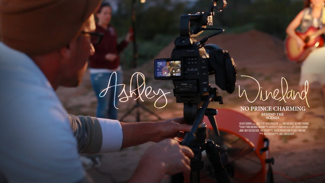 Ashley Wineland (No Prince Charming) - Behind The Scenes