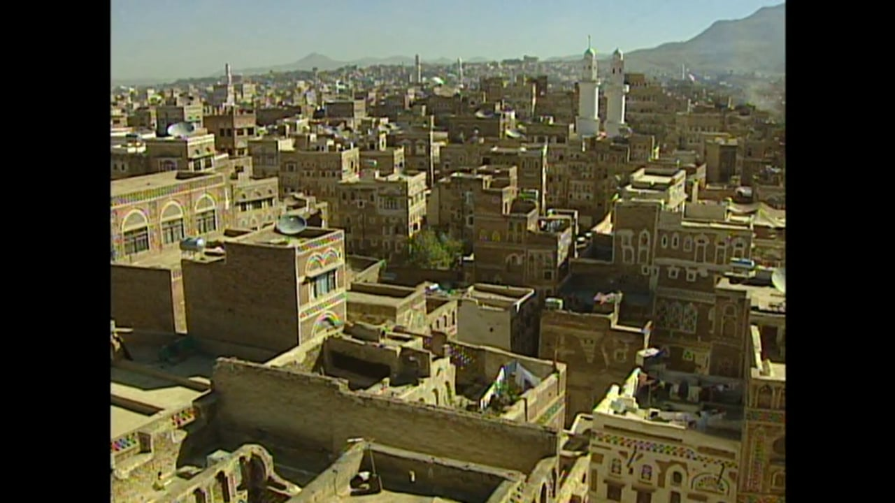 """A """"sights and sounds"""" of the old city of Sana'a, Yemen"""