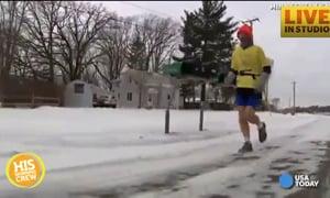 Streak Runners Log Thousands of Miles