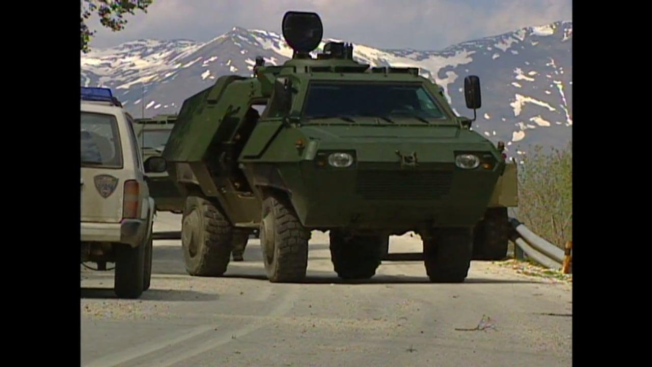 Macedonia July 2001 - A Mountain Ambush