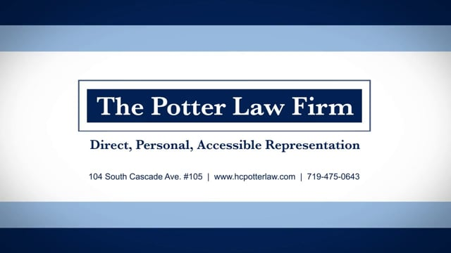 Potter Law Firm - Personal Injury Attorney