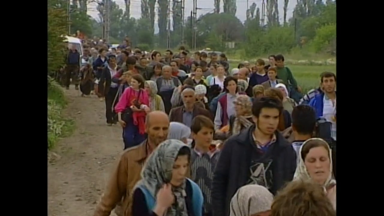 Macedonia July 2001 - The Mounting Costs of Civil War