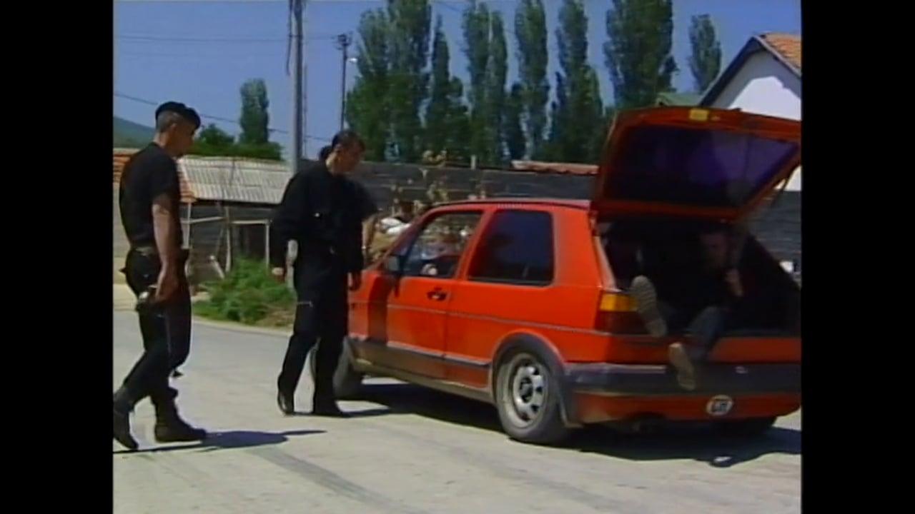Macedonia July 2001 - Behind Albanian Lines